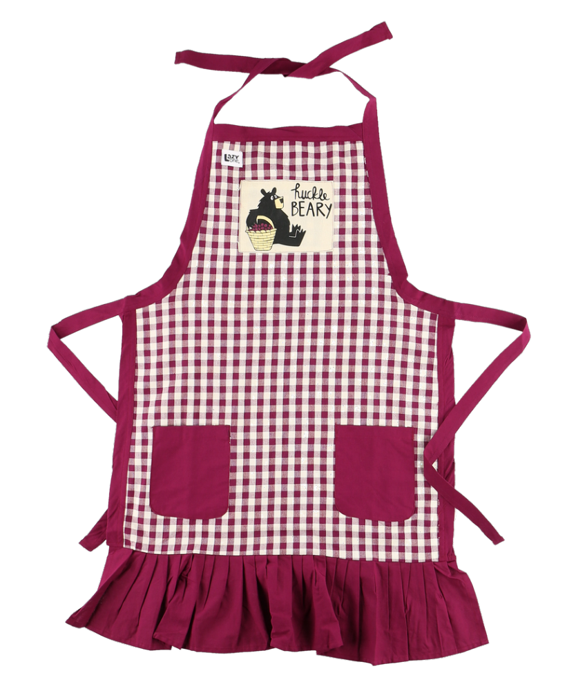 Huckle-Beary Apron - Lazy One®